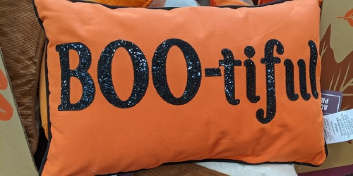 Halloween Accent Pillows are at Sam's Club & We Love All of Them