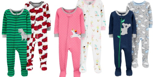 10 Carter's Kids Sleepers Only $29.95 Shipped on Costco.com | Just $2.99 Each