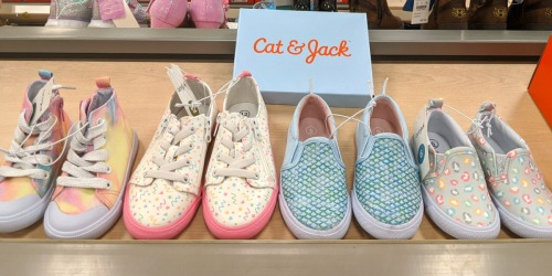 Buy One, Get One 50% Off Cat & Jack Shoes at Target | Boots, Sneakers, Sandals, & More