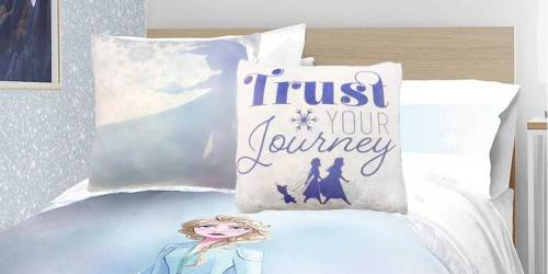 Disney Squishy Pillow 2-Packs Just $11.99 on Macy's.com | Frozen 2, Marvel & More
