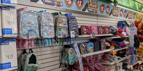 Backpacks & Lunch Boxes from $3 at Dollar Tree | Disney, L.O.L. Surprise & More