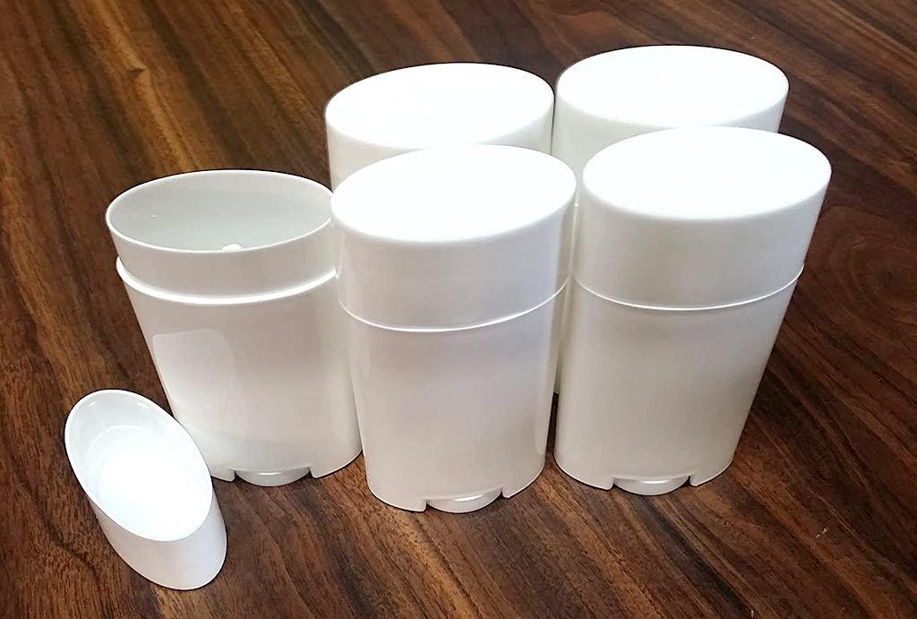 empty deodorant containers