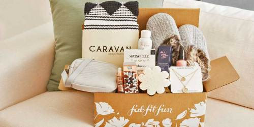 *NEW* FabFitFun Fall Members Picks Box $39.99 Shipped (Includes All the Full-Size Favorites!)