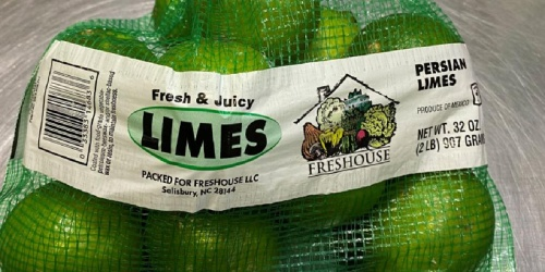 Limes, Lemons, Oranges & Potatoes Are Recalled Due to Listeria Found on Packing Equipment