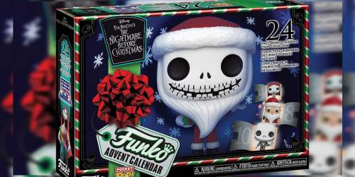 Disney's The Nightmare Before Christmas Funko POP! Advent Calendar Just $39.96 Shipped on Amazon | Pre-Order Now