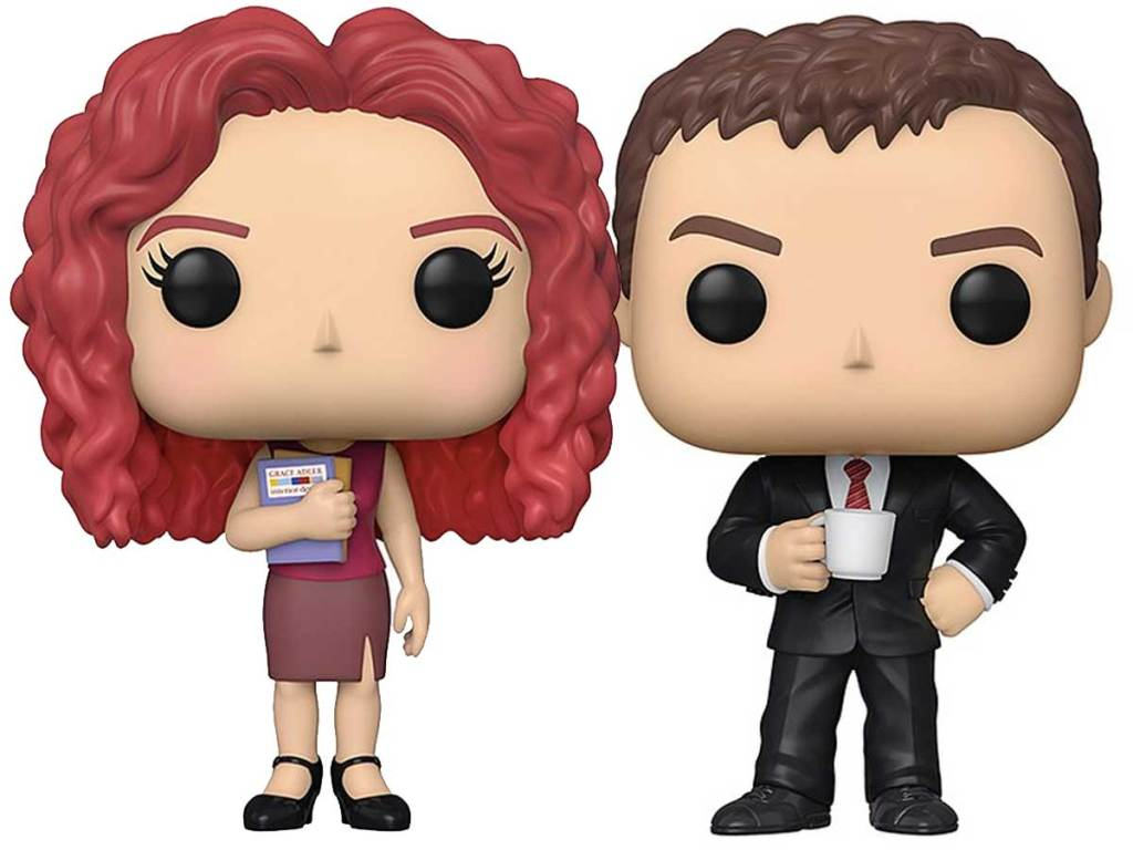 funko will and grace figures