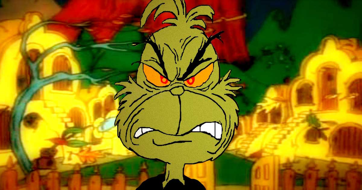 How The Grinch Stole Christmas 2020 Online Free Watch This Halloween Themed Prequel To 'How The Grinch Stole