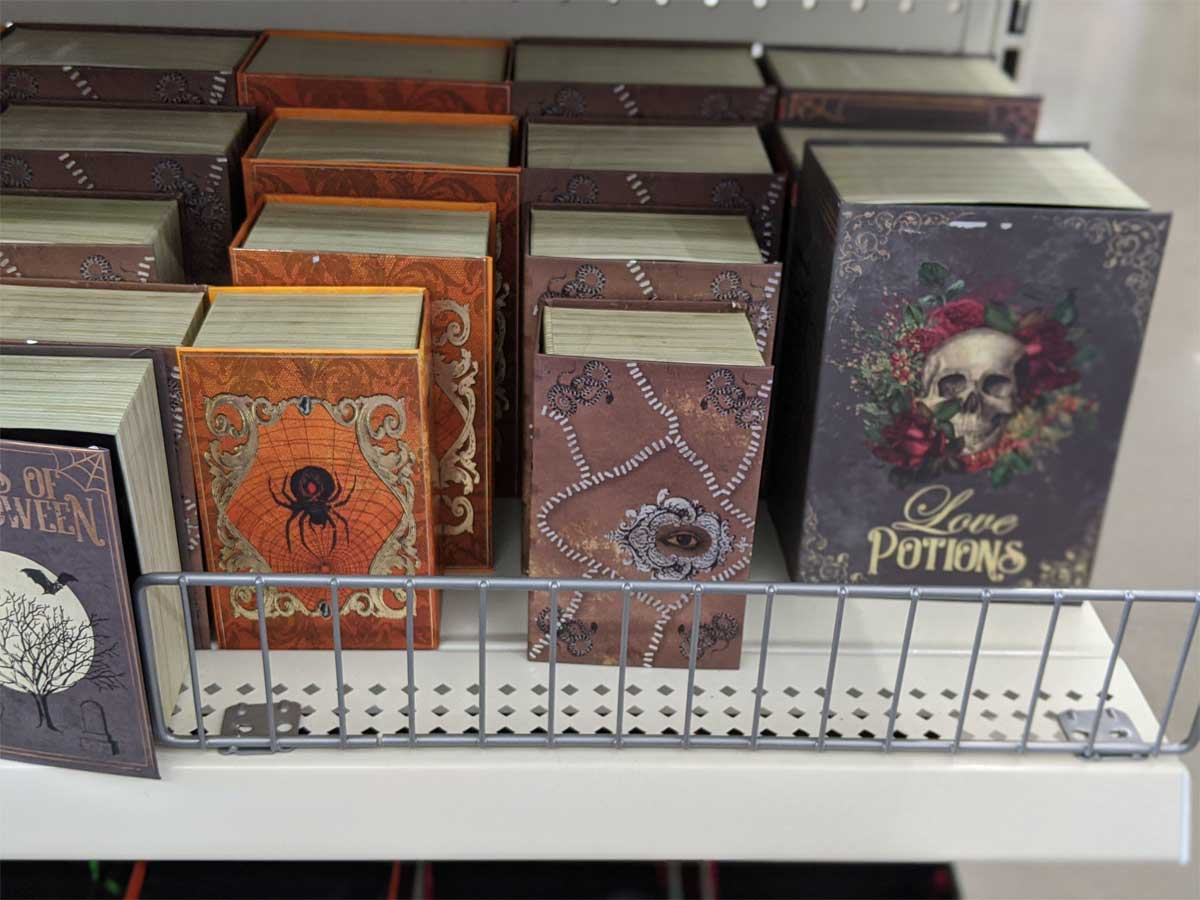 halloween book gift boxes
