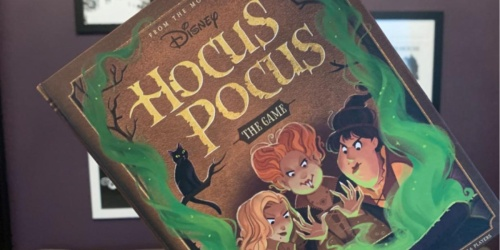 New Disney Hocus Pocus Game Only $19.99 on Target.com