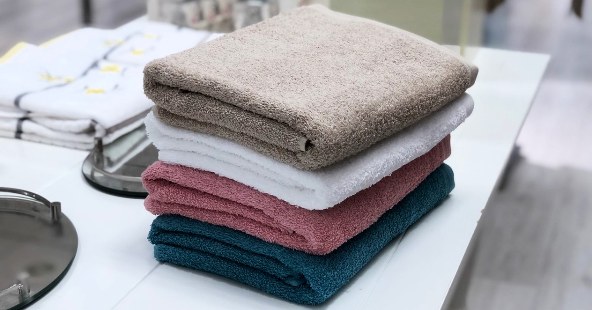 home expressions towels at jcpenney