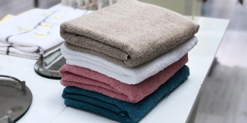 Reader-Favorite Bath Towels Only $3.99 on JCPenney.com (Regularly $10)