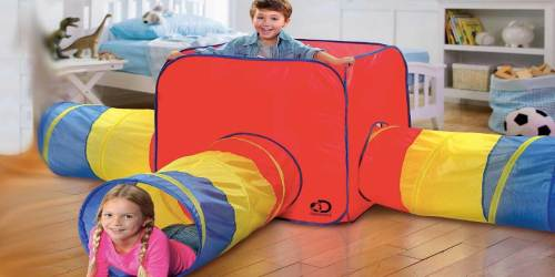 Discovery Kids 3-in-1 Toy Tent w/ Tunnels Only $27.99 Shipped on Macy's.com (Regularly $70)