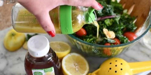 Make This Bright Tasting Lemon Honey Salad Dressing!