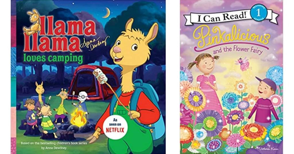 llama llama and pinkalicious books