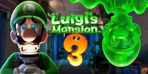 Luigi's Mansion 3 Nintendo Switch Game Just $30 Shipped on Walmart.com (Regularly $60)