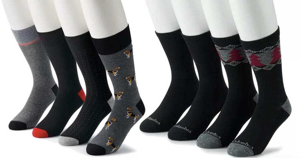 men's 4 pack socks