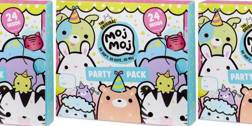Moj Moj Party Pack w/ 24 Surprises Just $12.70 on Amazon | Advent Calendar + Game