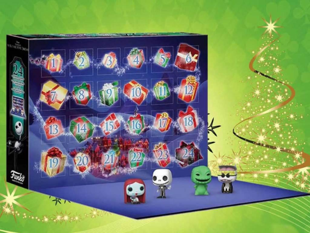 advent calendar nightmare before christmas