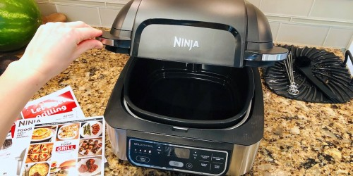 Ninja Foodi Indoor Grill from $139.99 Shipped + Get $20 Kohl's Cash (Reg. $250) – Team Favorite!