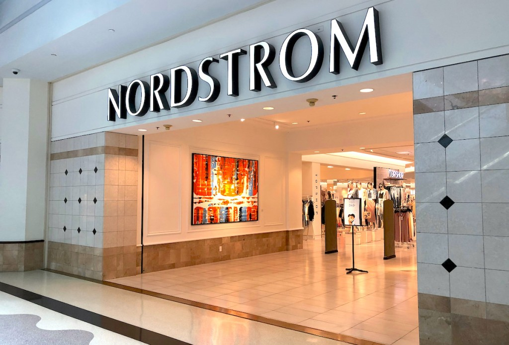 nordstrom store front