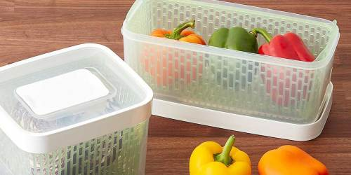 OXO Good Grips Produce Keeper Just $12.99 on HomeDepot.com (Regularly $25)