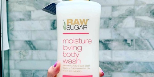 5 Raw Sugar Bath & Body Products We're Obsessed With (AND 1 to Skip)