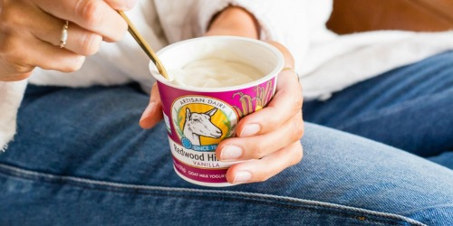 FREE Redwood Hills Yogurt Cup Coupon (Over $3 Value) + Win a Year's Worth of Yogurt