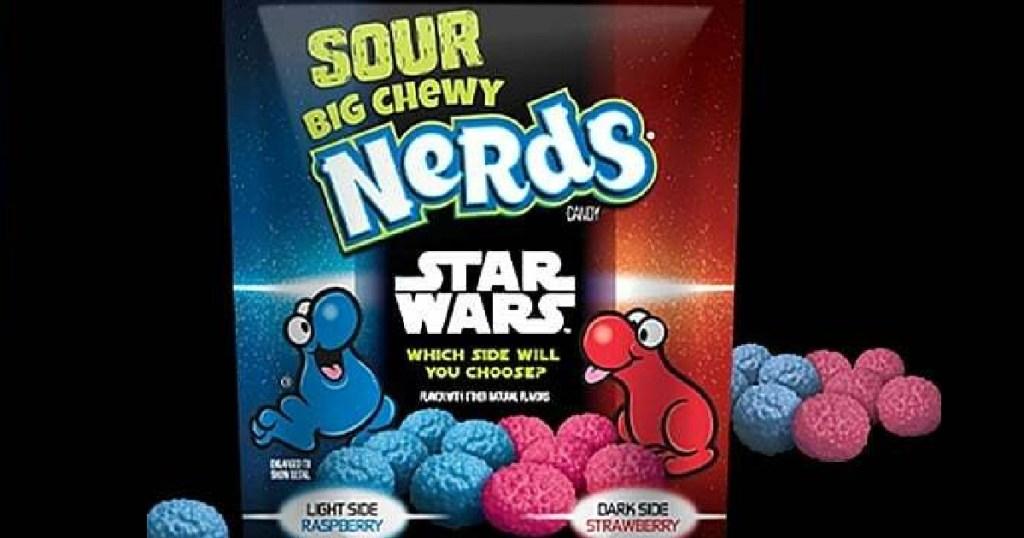 sour big chewy star wars nerds