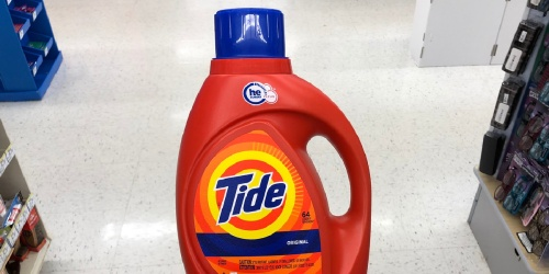 Tide 92oz Laundry Detergent Only $8.97 on Amazon (Regularly $16)