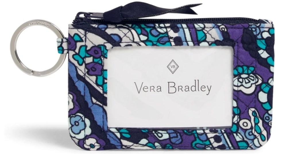Vera Bradley Zip ID Case
