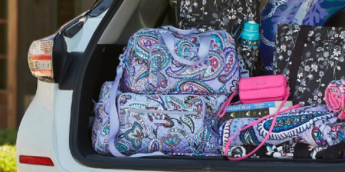Vera Bradley Tote Bags from $21 (Regularly $50+)