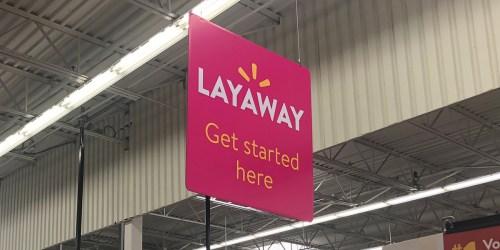 Holiday Layaway No Longer Available at Walmart in 2021