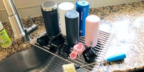 10 Easy Ways to Clean All of Your Reusable Water Bottles