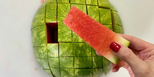 3 Clever & Easy Ways to Cut Watermelon