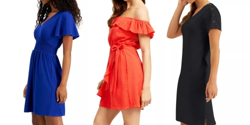 Women's & Juniors Dresses from $11 on Macy's.com | Great Summer Styles