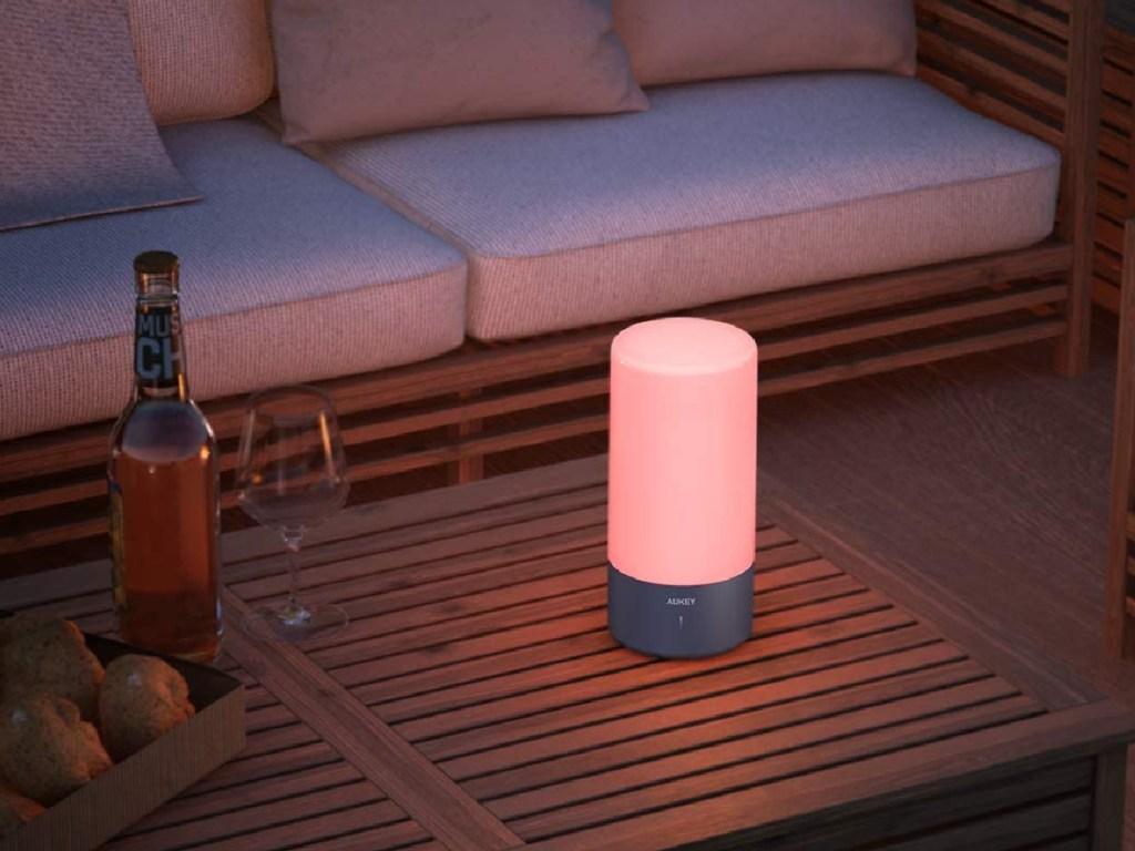 AUKEY Touch Sensor Lamp