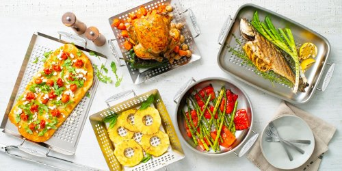 All-Clad Stainless Steel Roasting Pans from $21.99 on Macys.com (Regularly $75+)
