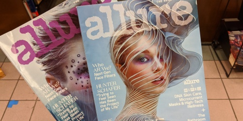 Complimentary 1-Year Allure Magazine Subscription | No Strings Attached