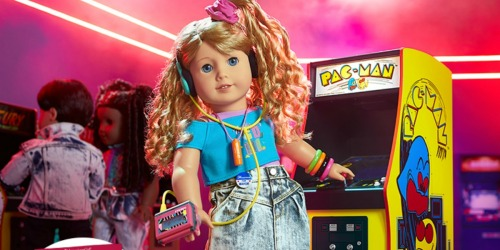 American Girl's Newest Doll is from the 80s & We Think That's Totally Rad
