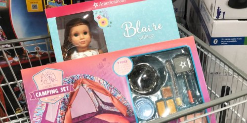 American Girl Dolls & Accessories Sets from $69.99 at Costco