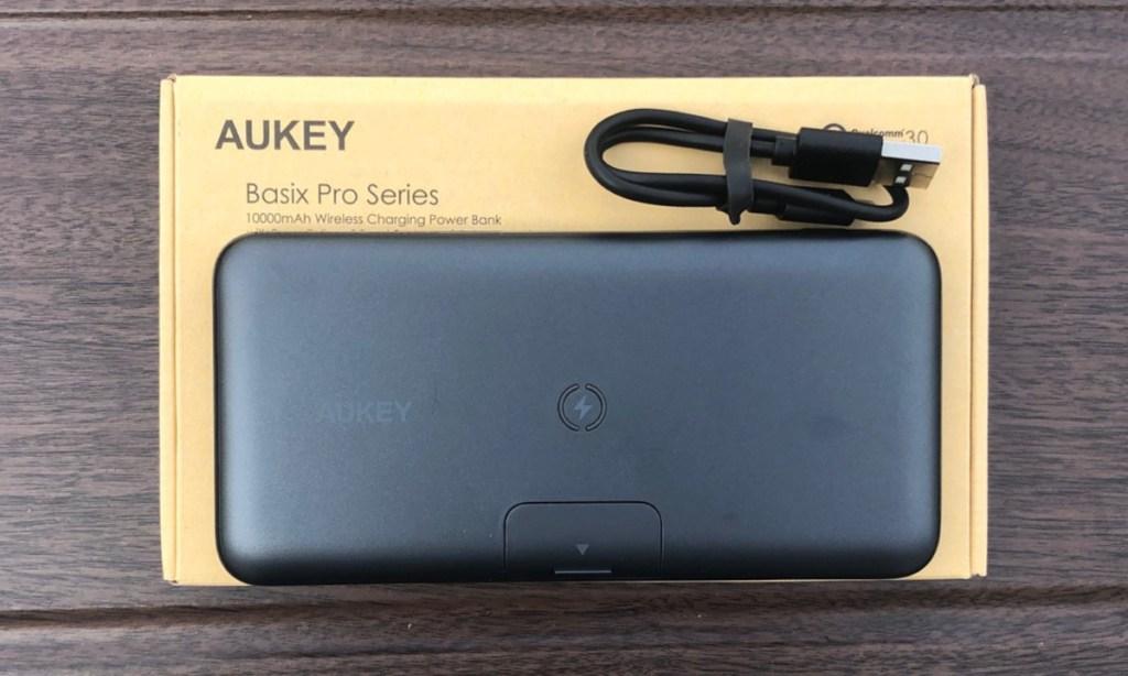 Aukey USB C Portable Powerbank Charger