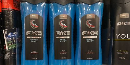 Axe 2-in-1 Body Wash & Shampoo Only $2.54 Each Shipped on Amazon