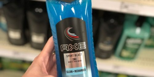Body Wash from $3 Shipped on Amazon | AXE, Dove, & More