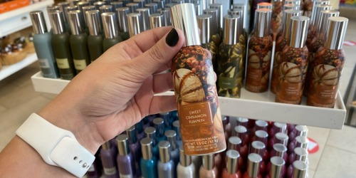 Bath & Body Works Room Sprays Only $3.95 (Regularly $8.50) | In-Store Only