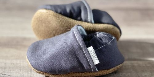 Personalized Handmade Baby Moccasins Only $14.97 Shipped