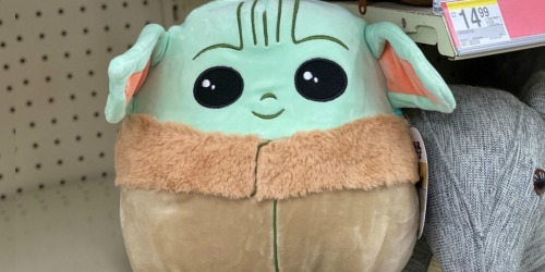 Star Wars Squishmallow Plush Just $12.99 | Walgreens-Exclusive
