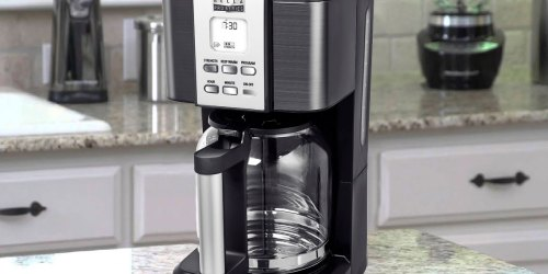 Bella 14-Cup Programmable Coffee Maker Only $24.99 on BestBuy.com (Regularly $60)