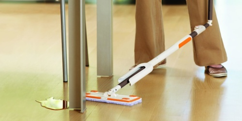 Bissell Lightweight Swivel Mop Only $7.49 Shipped (Regularly $23)