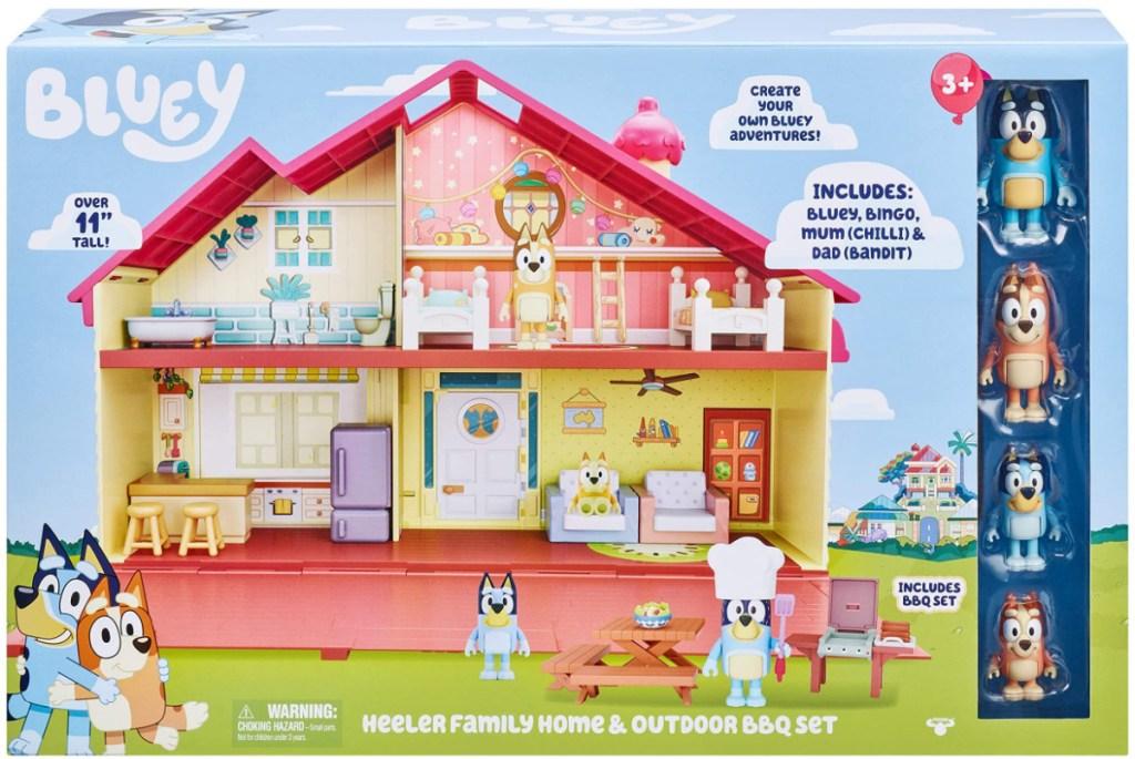 Bluey Mega Bundle Home Set on Amazon Pre Order