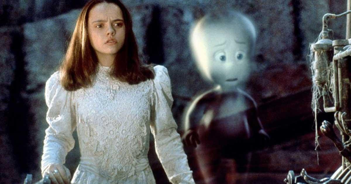 casper the friendsly ghost movie